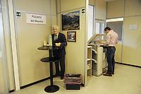 - ditta Milestone a Sorisole (Bergamo), produzione di apparecchiature diagnostiche ospedaliere, area di riposo<br /> <br /> - Milestone company in Sorisole (Bergamo), production of hospital diagnostic equipments, rest area