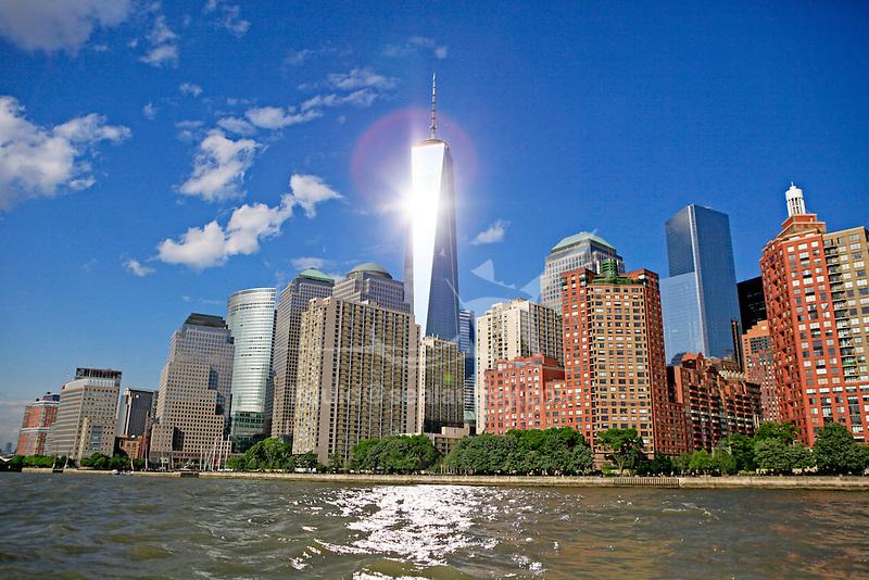 Manhattan, New York City, New York, United States of America.