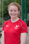 Team Wales Junior Commonwealth Games Samoa 2015.<br /> Mari Davies<br /> 11.07.15<br /> &copy;Steve Pope - SPORTINGWALES