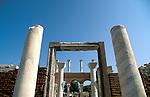 Turkey, Selcuk archeological site