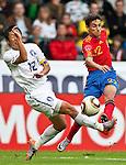 03.06.2010, Tivoli, Innsbruck, AUT, FIFA Worldcup Vorbereitung, Testspiel Spanien (ESP) vs Sued Korea (KOR), im Bild .  Foto: nph /  J. Groder
