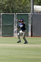 Everett Williams - San Diego Padres 2009 Instructional League.Photo by:  Bill Mitchell/Four Seam Images..