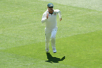 29th December 2019; Melbourne Cricket Ground, Melbourne, Victoria, Australia; International Test Cricket, Australia versus New Zealand, Test 2, Day 4; David Warner of Australia fields the ball - Editorial Use