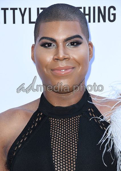 08 April 2018 - Beverly Hills, California - EJ Johnson. The Daily Front Row's 4th Annual Fashion Los Angeles Awards held at The Beverly Hills Hotel. Photo Credit: Birdie Thompson/AdMedia