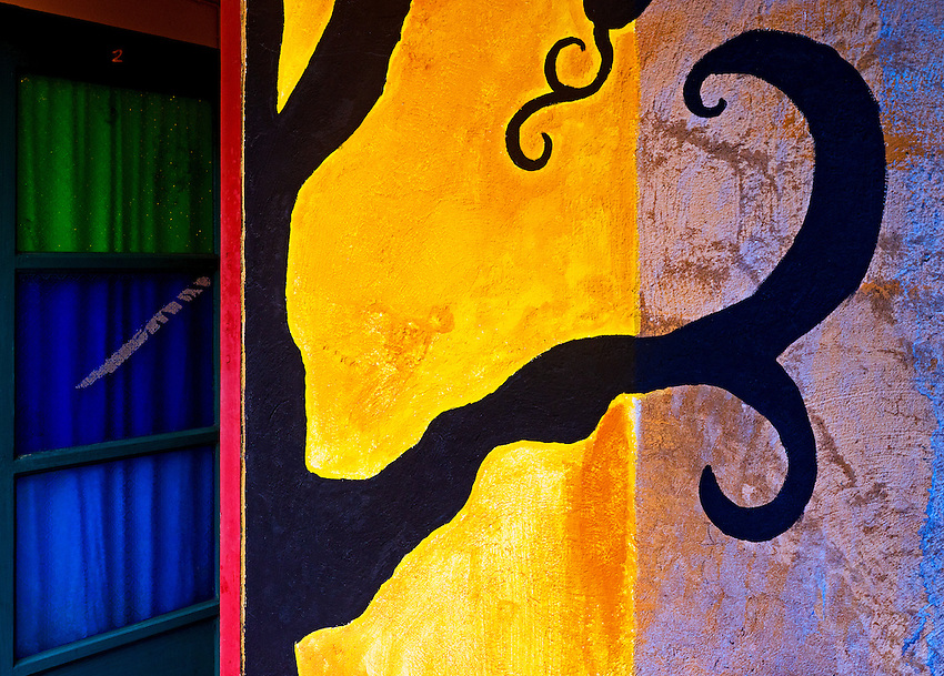Wallart in Phuket Thailand