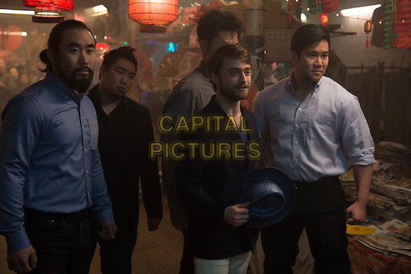 Now You See Me 2 (2016)<br /> Daniel Radcliffe <br /> *Filmstill - Editorial Use Only*<br /> CAP/KFS<br /> Image supplied by Capital Pictures