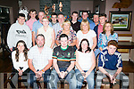 Adam O'Sullivan, Ballymac, Celebrates his 18th birthday with family and friends at O Riada's Bar on Saturday