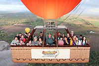 20141201 01 December Hot Air Balloon Cairns