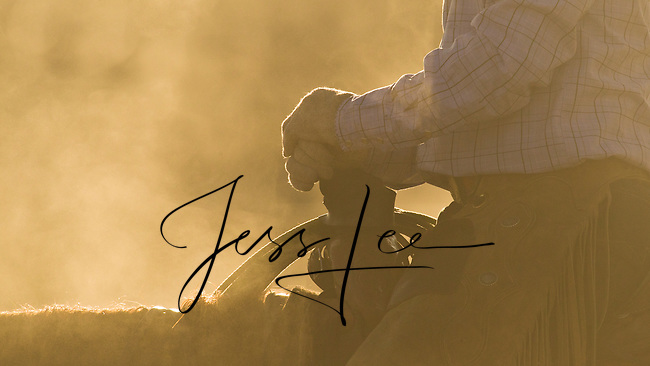 Gloved cowhands Western fine art prints and photographs of the western lifestyle by western photographer Jess Lee.