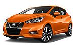Nissan Micra Tekna Hatchback 2017