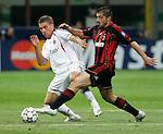 030407 AC Milan v Bayern Munich