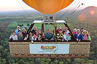 20130203 February 03 Hot Air Balloon Cairns