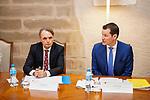 Genève, le 20.02.2018 - Conférence de presse du bilan intermédiaire de l'opération Papyrus © Jean-Patrick Di Silvestro / Le Courrier