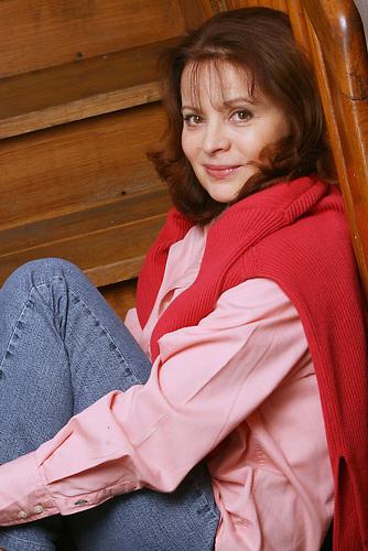 Libuse Safrankova privat Schauspielerin 3 Haselnüsse für Aschenbrödel / Libuse Safrankova, the czech actress is known for her role thre hazel-nuts for Cindarella