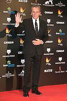 Jose Coronado attends the Feroz Cinema Awards 2015 at Las Ventas, Madrid,  Spain. January 25, 2015.(ALTERPHOTOS/)Carlos Dafonte) /NortePhoto<br /> <br /> nortePhoto.com