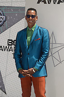 LOS ANGELES, CA - JUNE 26: Orlando Jones at the 2016 BET Awards at the Microsoft Theater on June 26, 2016 in Los Angeles, California. Credit: David Edwards/MediaPunch