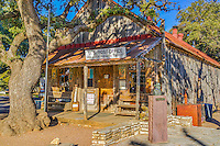 Luckenbach General Store -  We have been to Luckenbach many times but since it had been a while since our last photos were taken from several years ago we decided to drop by and see what was new.  Well it pretty much has not changed other than they are building another public restrooms on the other side. The general store and the saloon are pretty much the same as well as out in the beer garden and the dance hall is pretty much the same.  It is nice to go some place that has not changed.  This place has live music and a dance on the weekends in the dance hall it has had some big names play here Willie Nelson, and Waylon Jennings did a song about it that put it on the map back in the 70's.  It always a good place to kick back drink a beer or two and listen to music on the patio out back and come down for one of the music events that are always so popular.