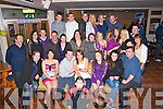 DONT NOT USE.......ENGAGEMENT: Great night for Bryan O'Shea (listowel (seated 3rd from left) and Anne Sugrue (Cordal seated 4th from left) got engaged their friends held a surprise engagement party for them in O'Riada's bar & Restaurant Ballymacelligott,Tralee  on Saturday night. .......... . ............................... ..........
