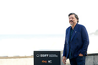 Carlos Barden attent the Photocall of 'Santuary ' during the 67th San Sebastian Donostia International Film Festival - Zinemaldia.September 26,2019.(ALTERPHOTOS/Yurena Paniagua)<br /> Photo Alterphotos / Insidefoto <br /> ITALY ONLY