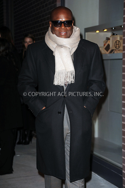 WWW.ACEPIXS.COM . . . . . ....February 9 2010, New York City....Antonio 'L.A' Reid arriving at the opening of the first Hermes Men's Store on Madison Avenue on February 9, 2010 in New York City.......Please byline: KRISTIN CALLAHAN - ACEPIXS.COM.. . . . . . ..Ace Pictures, Inc:  ..(212) 243-8787 or (646) 679 0430..e-mail: picturedesk@acepixs.com..web: http://www.acepixs.com