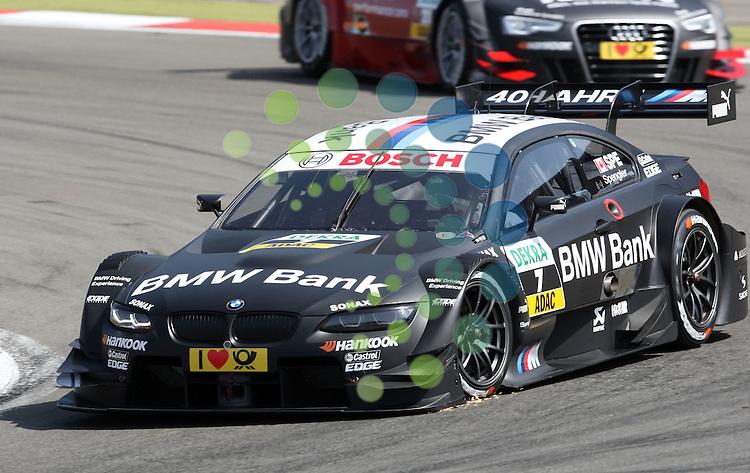 DTM 2012,06.Lauf Nürburgring,17.08.-19.08.12 .Bruno Spengler (CDN#7) BMW Team Schnitzer..Hasan Bratic;Koblenzerstr.3;56412 Nentershausen;Tel.:0172-2733357;.hb-press-agency@t-online.de;http://www.uptodate-bildagentur.de;.Veroeffentlichung gem. AGB - Stand 09.2006; Foto ist Honorarpflichtig zzgl. 7% Ust.; Steuer-Nr.: 30 807 6032 6;Finanzamt Montabaur;  Nassauische Sparkasse Nentershausen; Konto 828017896, BLZ 510 500 15;SWIFT-BIC: NASS DE 55;IBAN: DE69 5105 0015 0828 0178 96; Belegexemplar erforderlich!.