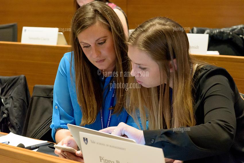 Yale School of Management Executive Education | Women's