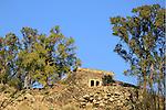 Golan Heights, ruins of A-Dura village