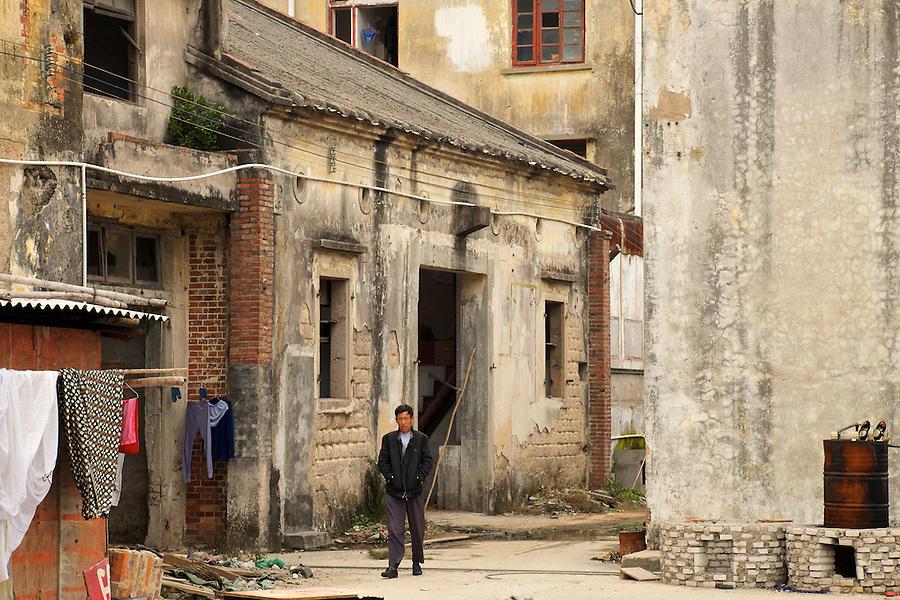 A Butterfield & Swire Godown In Shantou (Swatow).