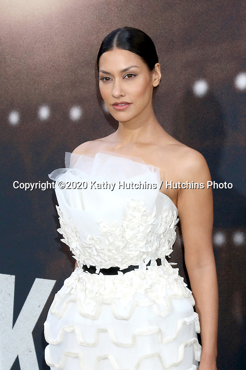 LOS ANGELES - MAR 1:  Janina Gavankar at the The Way Back Premiere at the Regal LA Live on March 1, 2020 in Los Angeles, CA