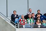 Stockholm 2014-06-18 Fotboll Superettan Hammarby IF - GAIS :  <br /> Hammarbys sportchef Mats Jingblad p&aring; l&auml;ktaren under matchen<br /> (Foto: Kenta J&ouml;nsson) Nyckelord:  Superettan Tele2 Arena Hammarby HIF Bajen GAIS portr&auml;tt portrait