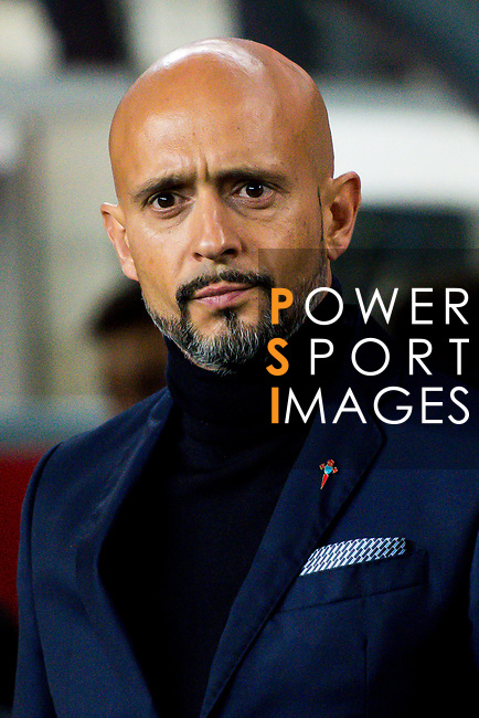 Manager Miguel Cardoso of RC Celta de Vigo is seen prior to the La Liga 2018-19 match between FC Barcelona and RC Celta de Vigo at Camp Nou on 22 December 2018 in Barcelona, Spain. Photo by Vicens Gimenez / Power Sport Images