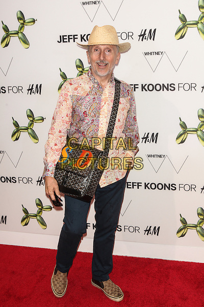 NEW YORK, NY - JULY 15: Simon Doonan attends the H&amp;M Flagship Fifth Avenue Store launch event at H&amp;M Flagship Fifth Avenue Store on July 15, 2014 in New York City.  <br /> CAP/MPI/COR99<br /> &copy;COR99/MPI/Capital Pictures