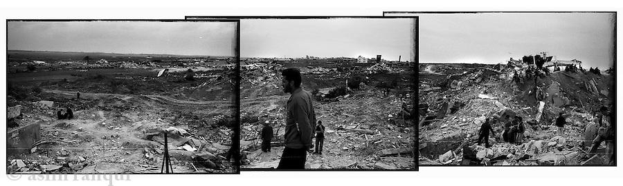 Location: Jabaliya refugee camp, Gaza City