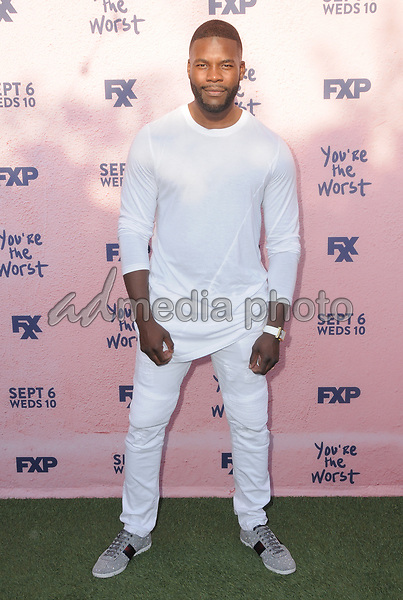 "29 August  2017 - Los Angeles, California - Amin Joseph. FXX's ""You're the Worst"" Season Four Premiere held at Museum of Ice Cream in Los Angeles. Photo Credit: Birdie Thompson/AdMedia"