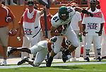 DENTON, TX  SEPTEMBER 2: Johnny Quinn #81 -  University of North Texas Mean Green vs University of Texas Longhorns at Darrell K Royal-Texas Memorial Stadium in Austin on September 2, 2006 in Austin, TX. UT won 56-7. Photo by Rick Yeatts
