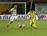 Atlético Huila venció 0-1 a Atlético Bucaramanga. Fecha 15 Liga Águila I-2018.