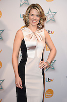 Charlotte Hawkins<br /> arrives for the Good Morning Britain Health Star Awards 2016 at the Park Lane Hilton, London<br /> <br /> <br /> &copy;Ash Knotek  D3107 14/04/2016
