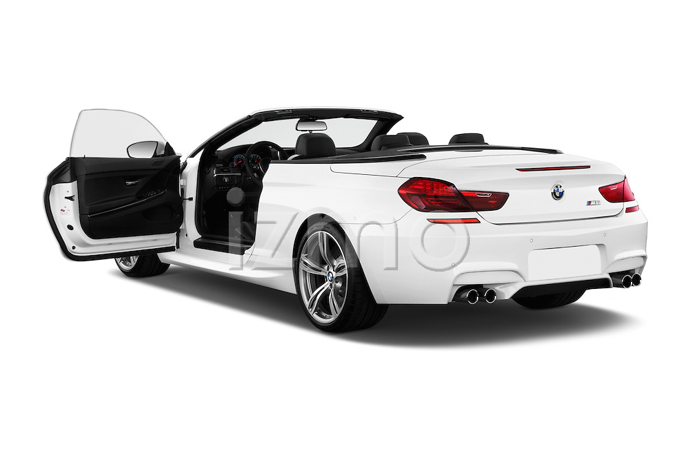 Car images of 2016 BMW M6 Convertible - 2 Door Convertible Doors