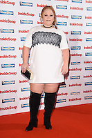 Amanda Henderson<br /> at the Inside Soap Awards 2016 held at the Hippodrome Leicester Square, London.<br /> <br /> <br /> ©Ash Knotek  D3157  03/10/2016
