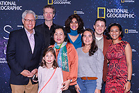 "NEW YORK - NOVEMBER 14: Gary Knell, Zoltan Takacs, Elyssa Geisler, Bolor Minjin, Asher Jay, Carolina Chong Montenegro, Ben Mirin and Anusha Shankar attend the National Geographic ""StarTalk: Live from the Beacon Theatre"" taping on November 14, 2018 in New York City. (Photo by Anthony Behar/National Geographic/PictureGroup)"