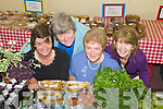 Pictured at the Country market at John Mitchels Clubhouse on Thursday celebrating the 25th annivsary of rhe country market in tralee were Claire Gibson, Cath O'Donoghue, Brenda Walsh and Barbara Groves.