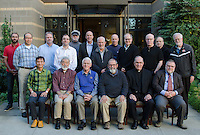 Jesuit Arrupe House Group Photo 2015