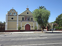 Historic Mission Nuestra Senora la Reina de Los Angeles