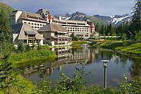 Alyeska Prince Hotel, Alyeska ski resort, Girdwood, Alaska