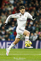 Real Madrid's midfielder  Isco
