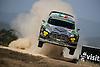Lorenzo BERTELLI (ITA)-Simone SCATTOLIN (ITA) FORD Fiesta RS WRC #37, AUSTRALIA RALLY 2016