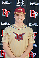 Lane Neill during the Under Armour All-America Tournament powered by Baseball Factory on January 17, 2020 at Sloan Park in Mesa, Arizona.  (Mike Janes/Four Seam Images)