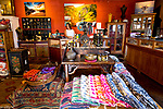 Indigo, a store that specializes in rugs and imported goods, Paia, Maui, Hawaii, USA