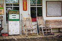 Mellon's Country Store in Mountain View Arkansas.