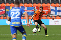 Harry Taylor of Barnet in action during Barnet vs Solihull Moors, Vanarama National League Football at the Hive Stadium on 28th September 2019